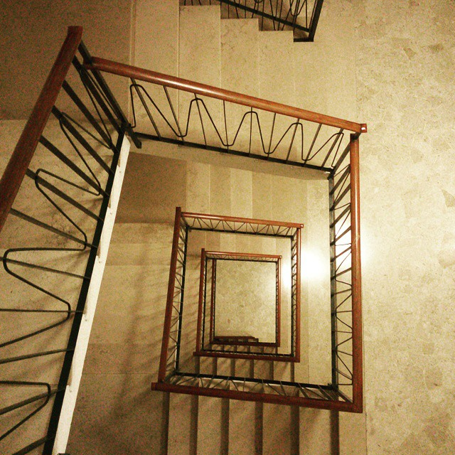 #architecture  #stairs